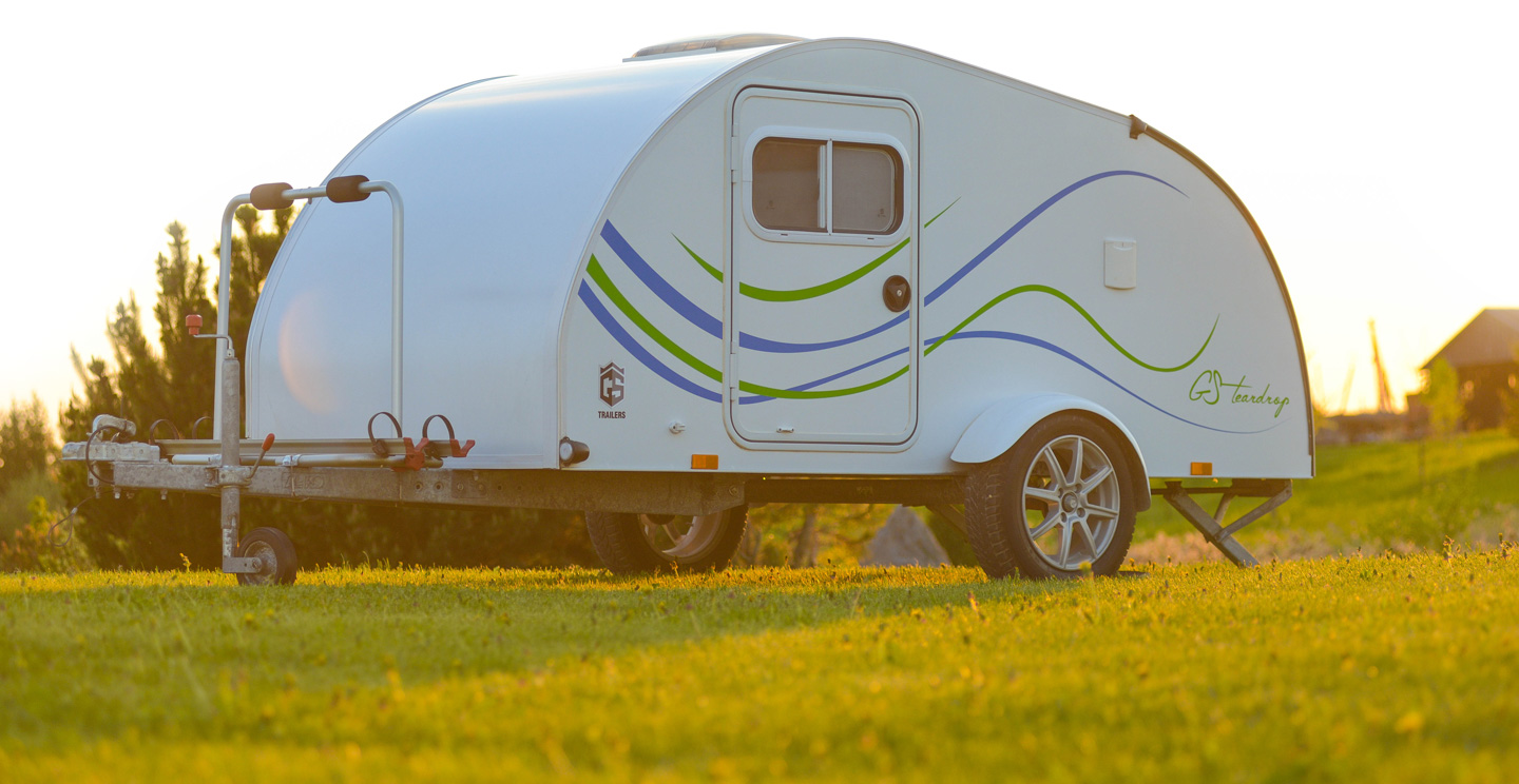GS TearDrop Trailer
